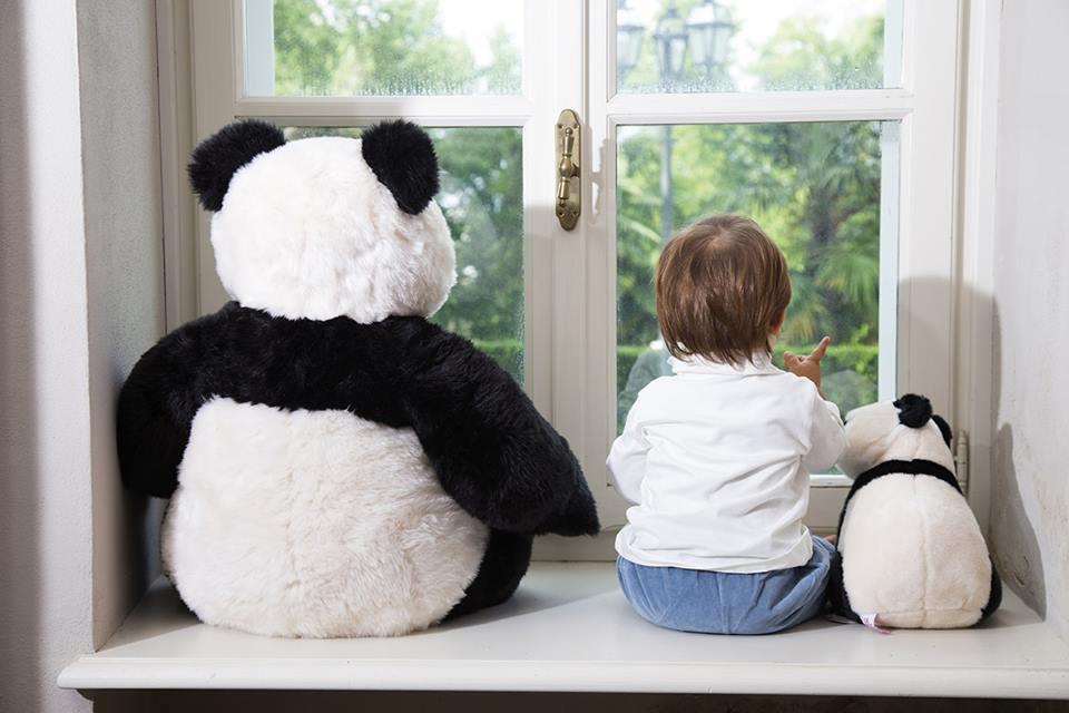 Peluche Urso Panda Kevin