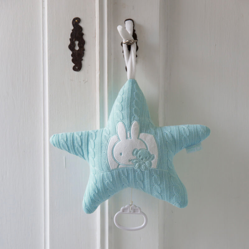 Estrela Musical Miffy Azul