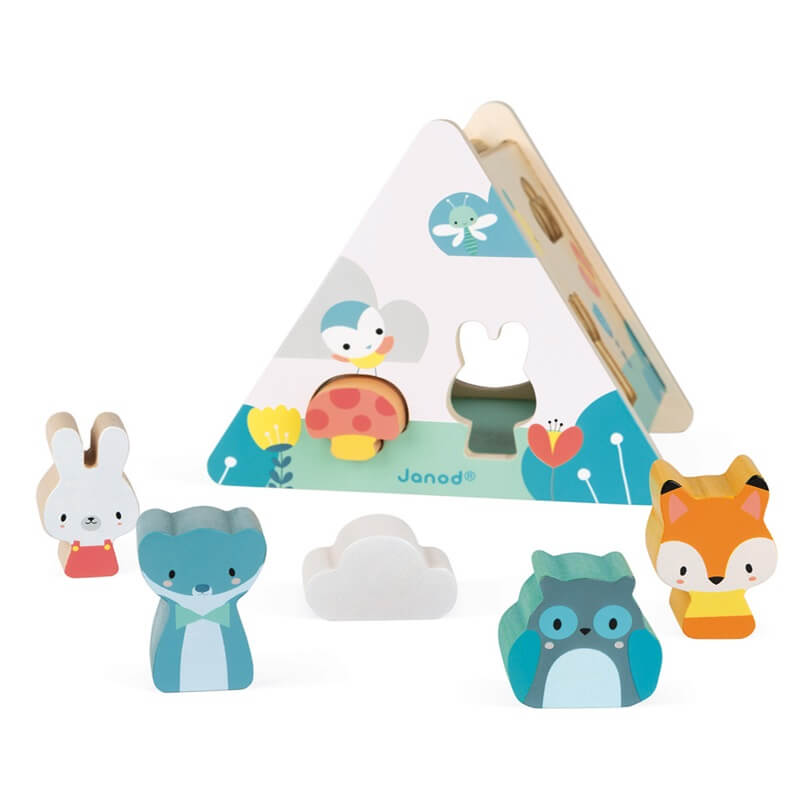 Pirâmide de Encaixe Pure