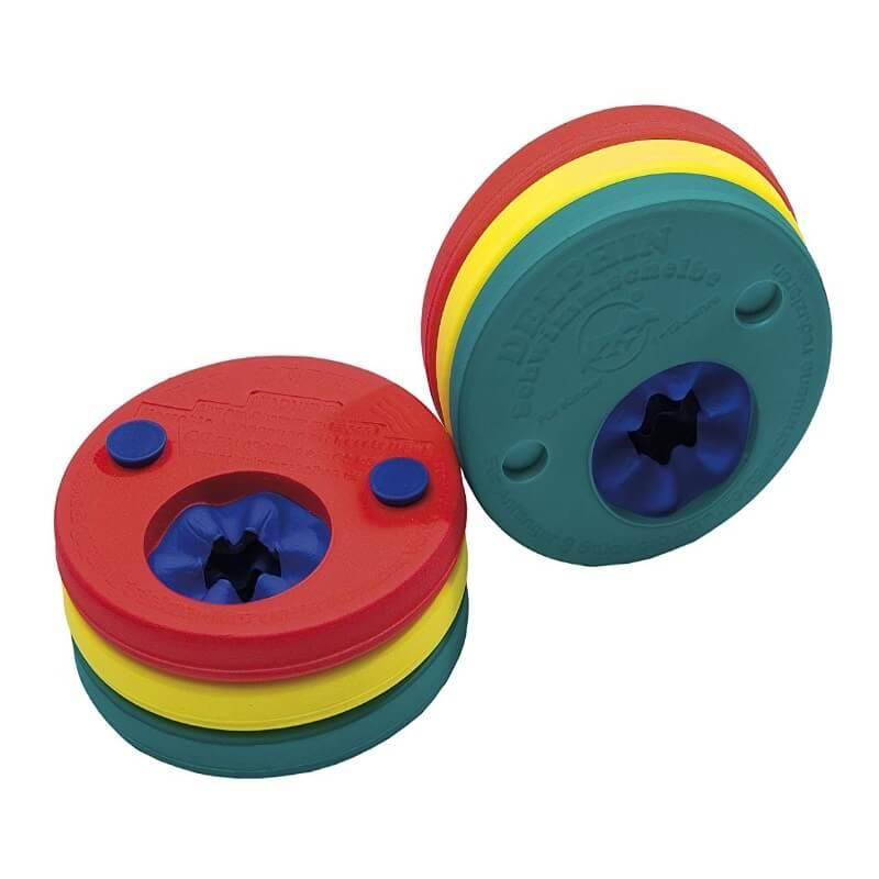 Braçadeiras Delphin Discs