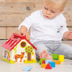 Brinquedos e Puzzles de Encaixe