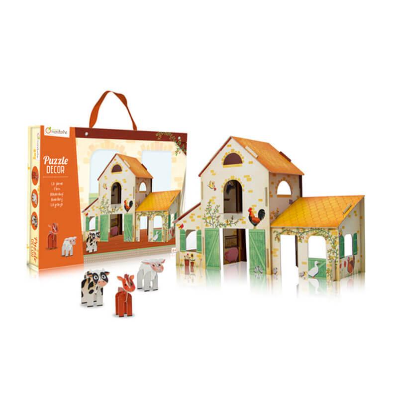Puzzle 3D Quinta