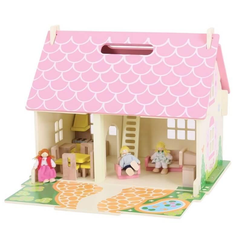 Casa de Bonecas Pequena