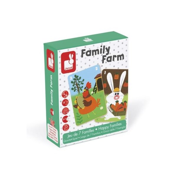 Jogo Family Farm