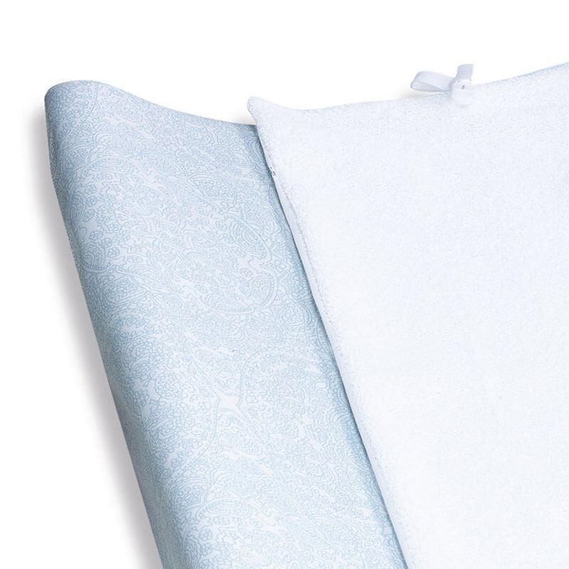 Forra Muda Fraldas Azul