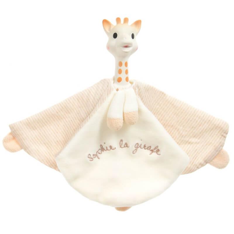 Fralda Doudou Girafa Sophie