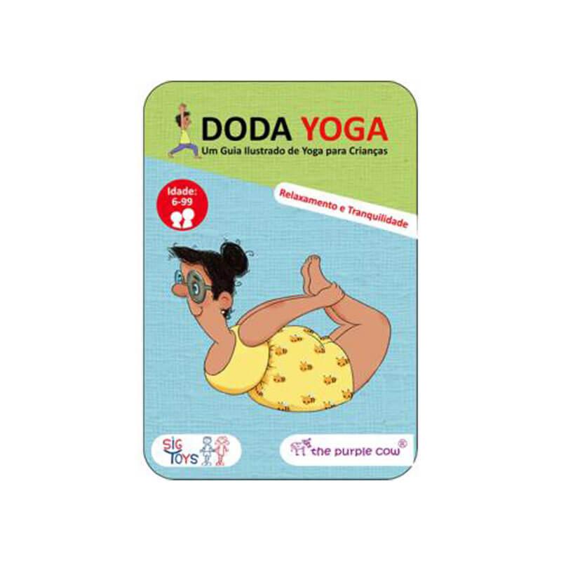 Doda Yoga Relaxe e Serenidade