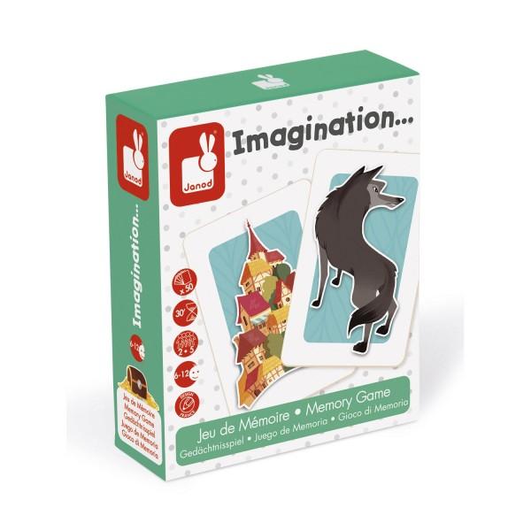 Jogo Imaginação