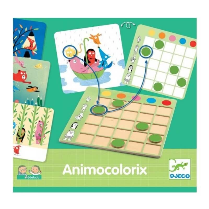 Jogo AnimoColorix