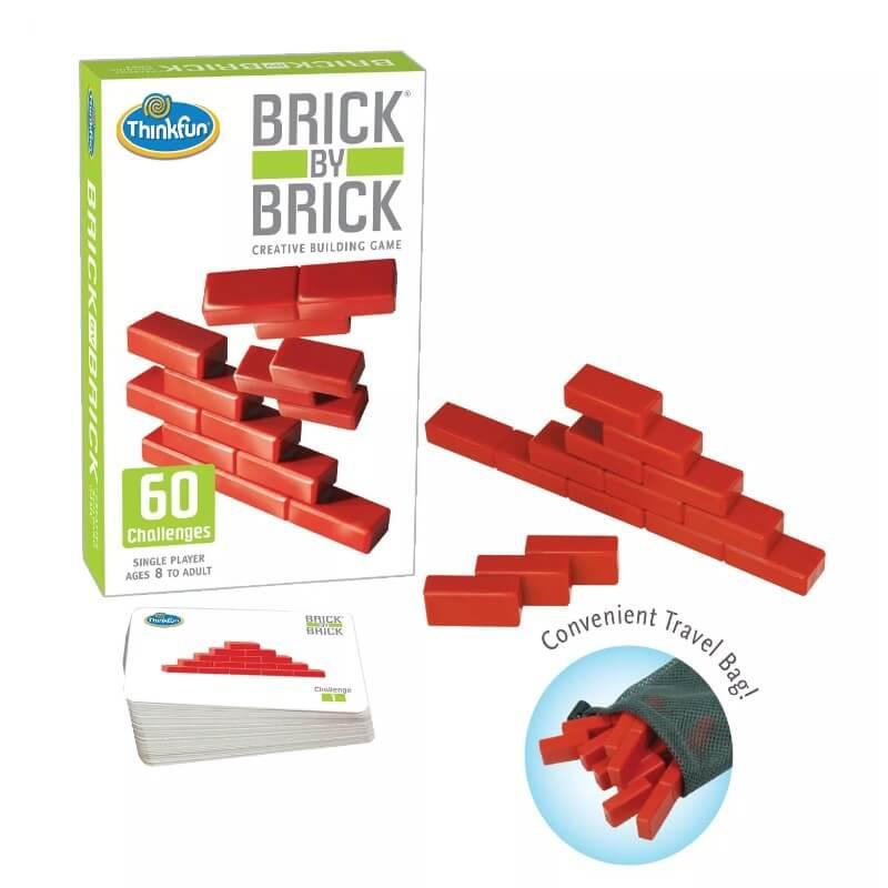 Jogo Brick By Brick