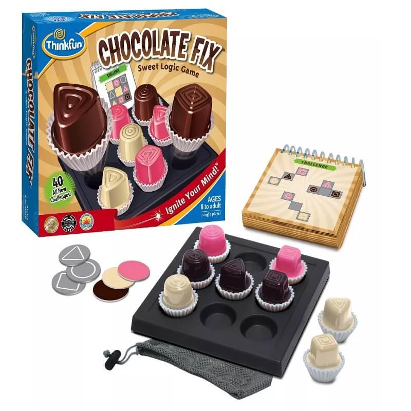 Jogo Chocolate Fix
