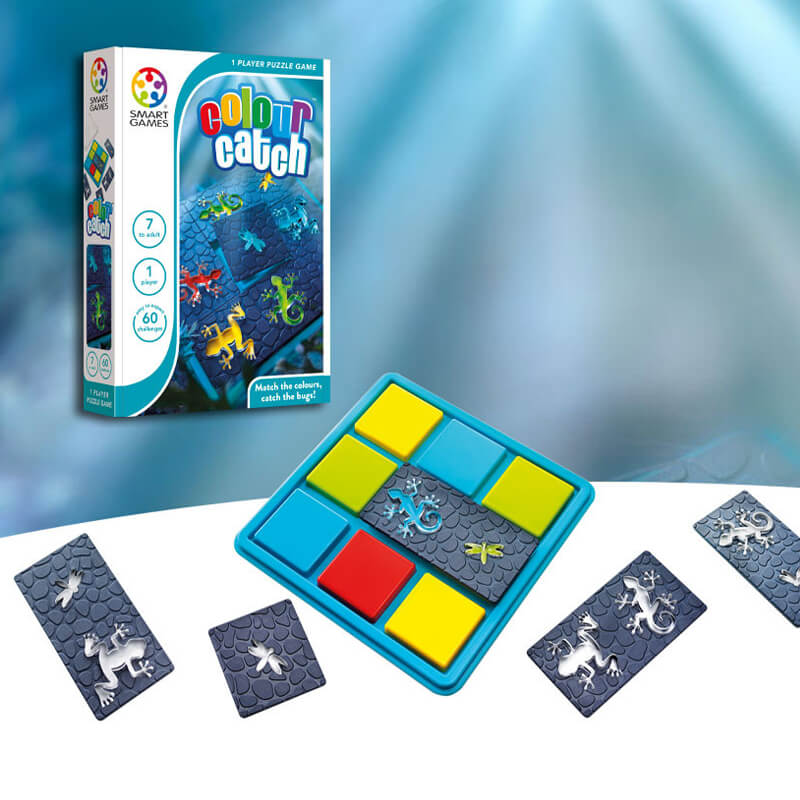 Jogo Colour Catch