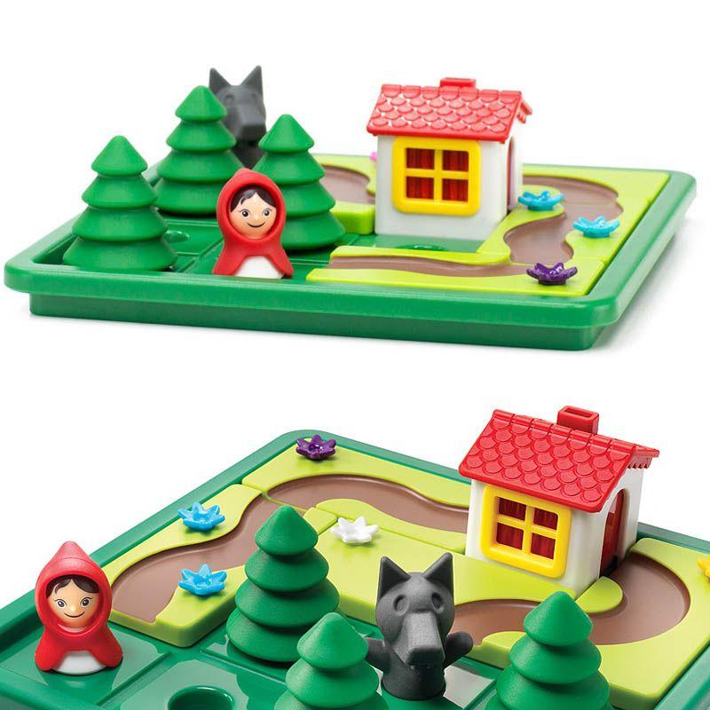 Jogo Capuchinho Vermelho