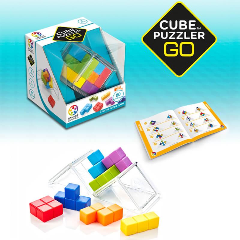 Jogo Cube Puzzler Go