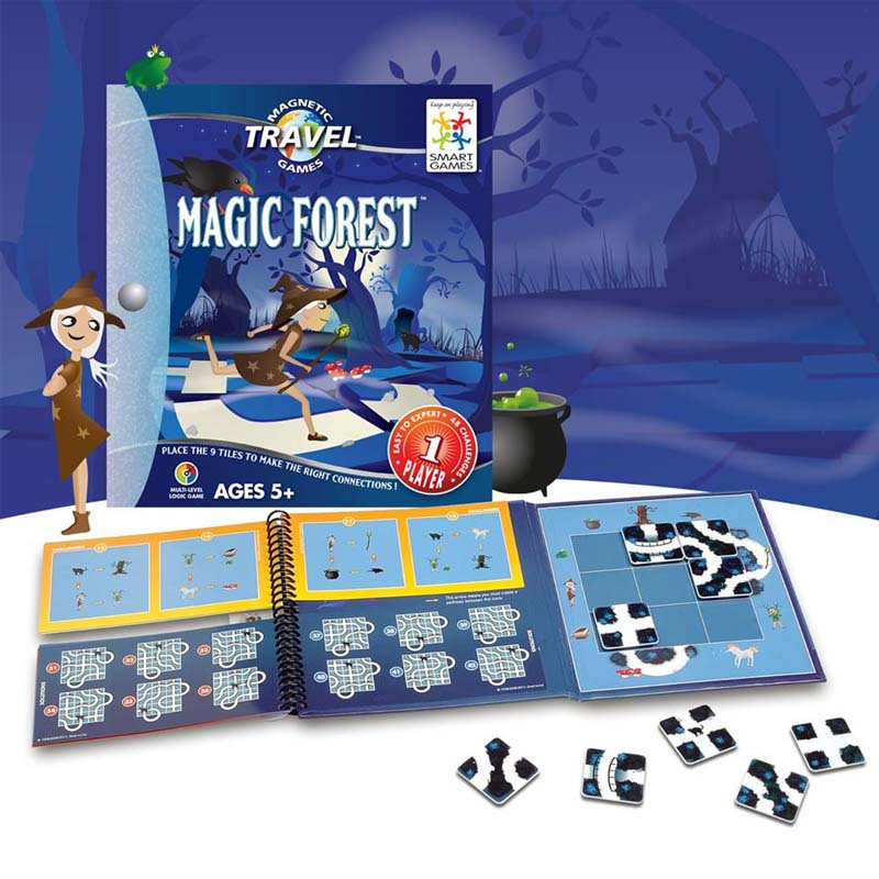 Jogo Magic Forest