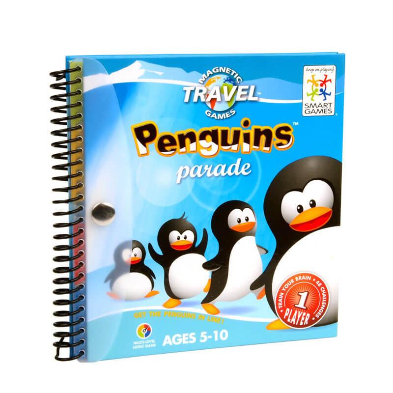 Jogo Desfile de Pinguins