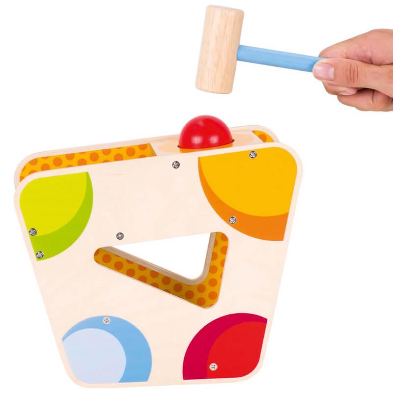 Jogo de Martelo com Xilofone