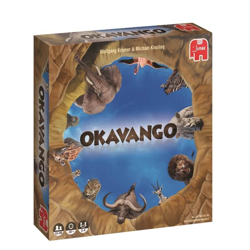 Jogo Okavango