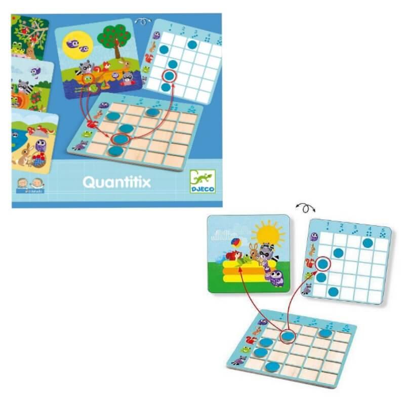 Jogo Quantitix