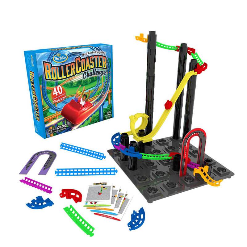 Jogo Roller Coaster