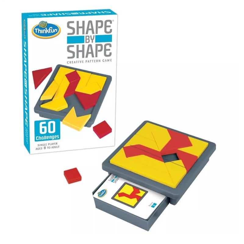 Jogo Shape By Shape