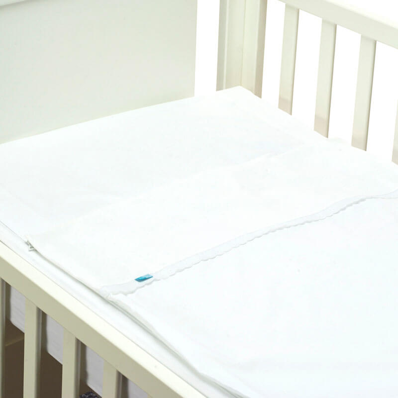 Lençol Safety Baby Bed Pureza
