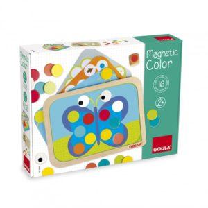 Jogo Magnetic Color