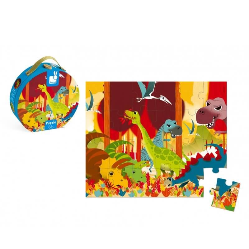 Mala Puzzle Dinossauros