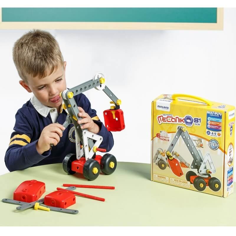 Construção Mecaniko