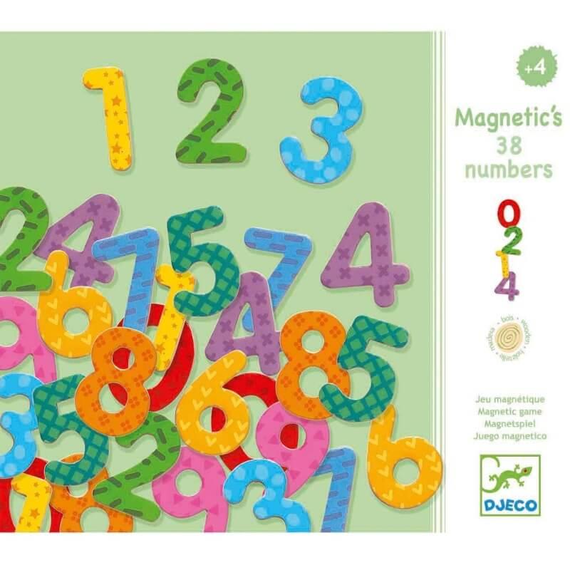 Magnéticos Números