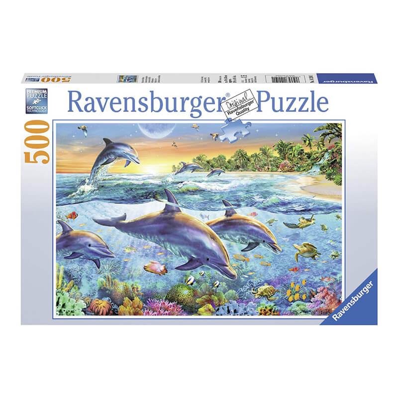 Puzzle Golfinhos