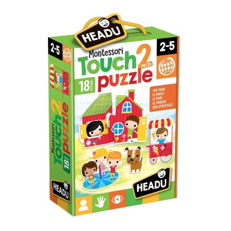 Puzzle Touch Parque
