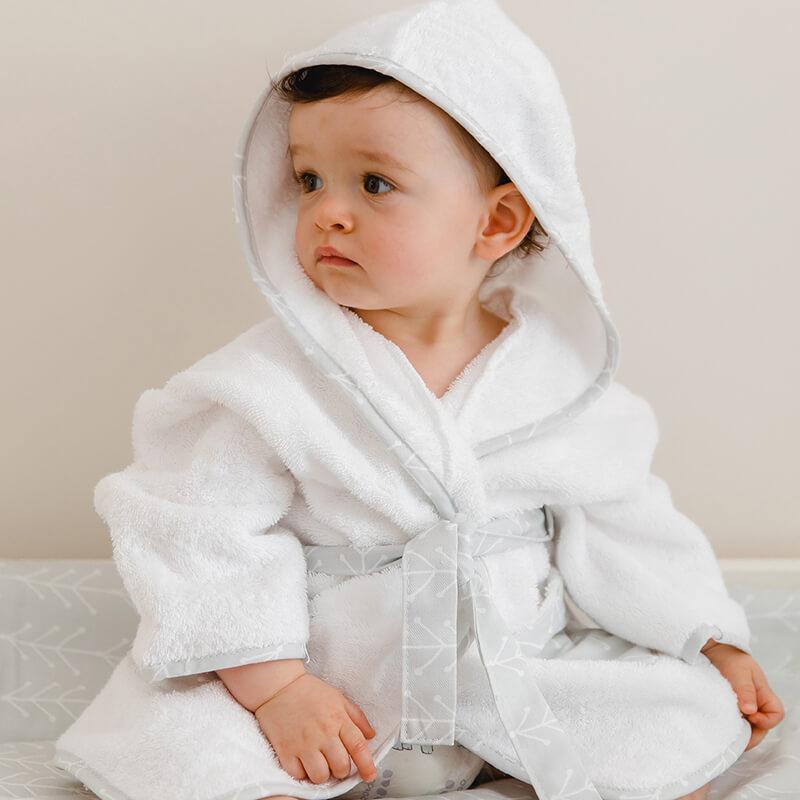 Robe Para Banho Algodão Orgânico