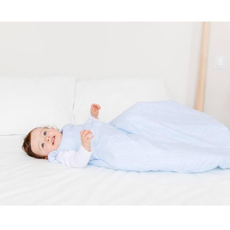 Saco Dormir Algodão Orgânico 6-36m