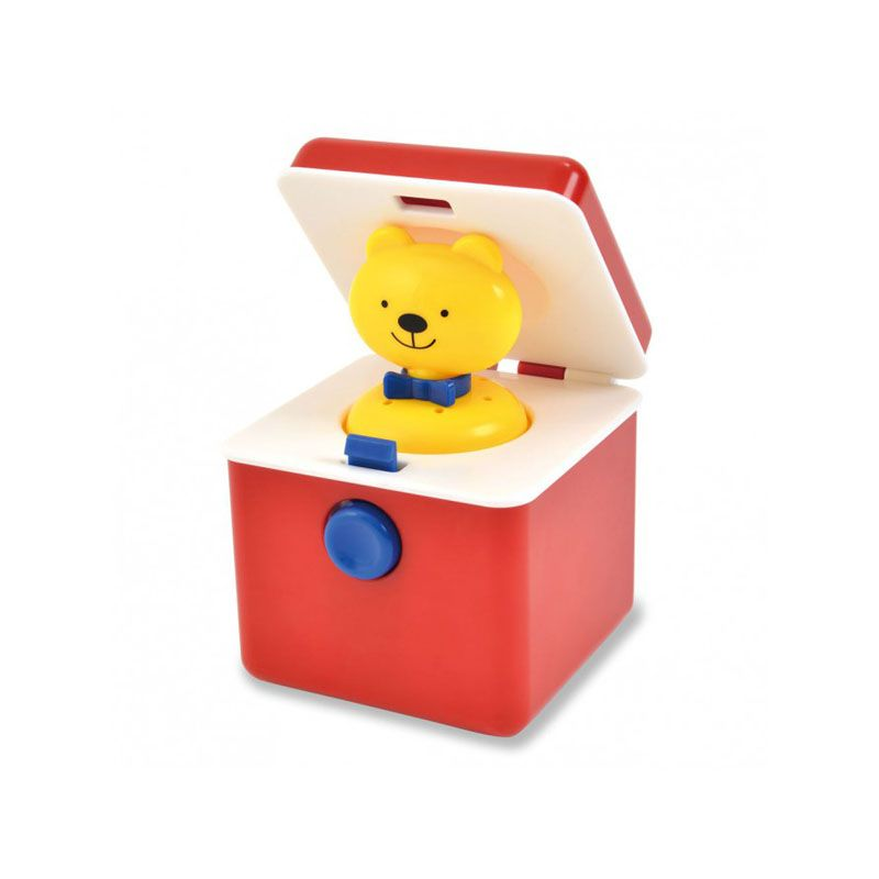 Ted in a box