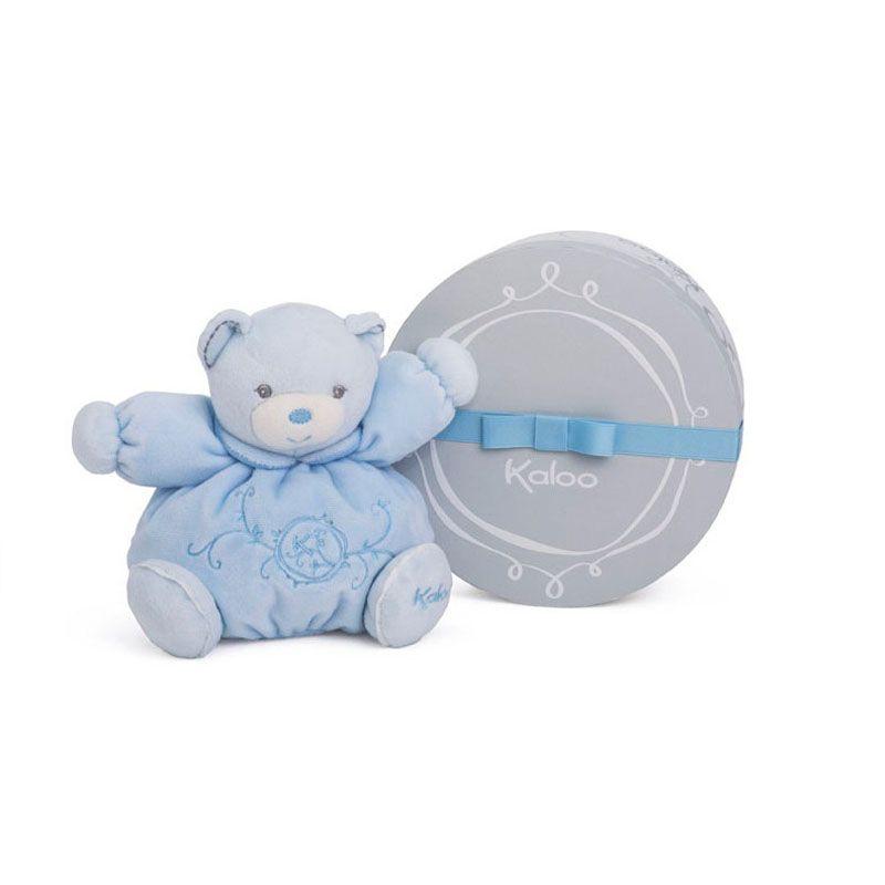 Peluche Urso Azul Perle