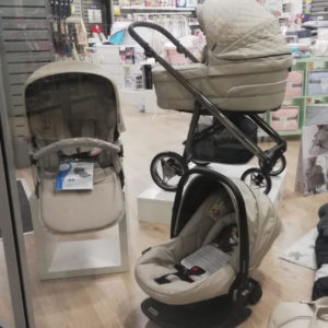 Trio V Pack Travel System