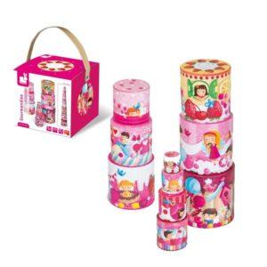 Torre de Empilhar Princesas