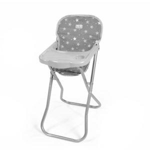 Cadeira da Papa Cinza Gaby