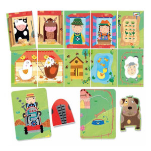 Flashcards Farm Discovery