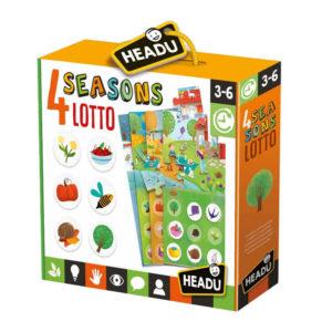 Jogo 4 Seasons Lotto
