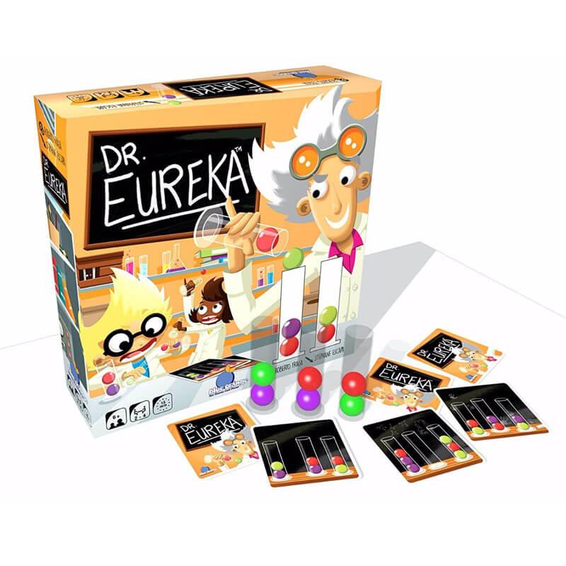 Jogo Dr. Eureka