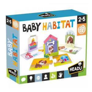Puzzle Baby Habitat