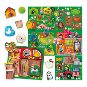 Puzzle Baby Play Farm