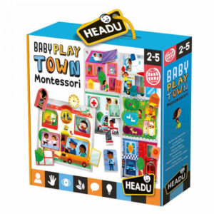 Puzzle Baby Play Town