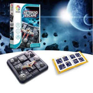 Jogo Asteroid Escape