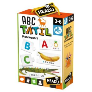 Puzzle ABC Tátil