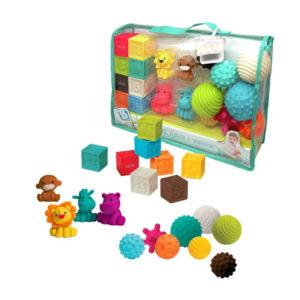 Brinquedo Sensorial 20 Peças