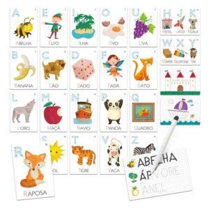 Flashcards Aprender a Ler e a Escrever
