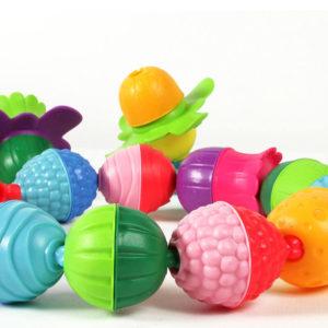 Pérolas Sensoriais Snap Beads